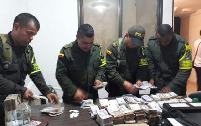 Fiscalía golpeó redes del narcotráfico y lavado de activos en el Cauca
