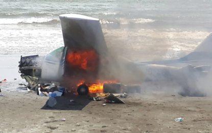 En Cauca Neutralizan avión que llevaba droga hacia centroamérica