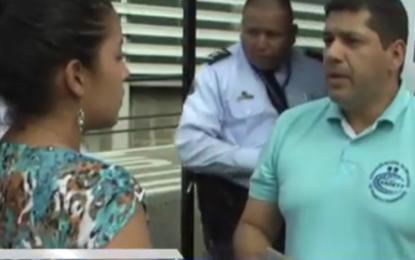 Agentes denuncian exceso de contratistas en la Secretaría de tránsito de Cali