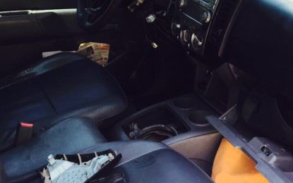 Desmantelan otro desguazadero de vehículos en Cali
