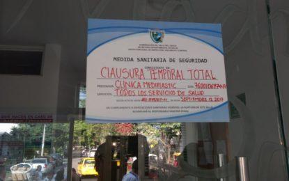 Cierran clínica Mediplastic en Cali, donde murió una mujer en cirugía estética