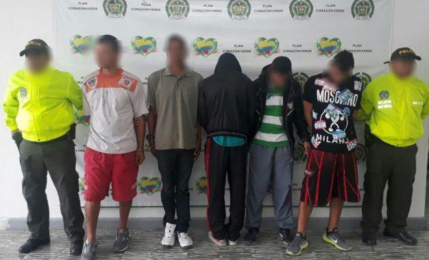 """Banda el """"Guayabal"""" reclutaba menores para diferentes delitos en el centro del Valle"""