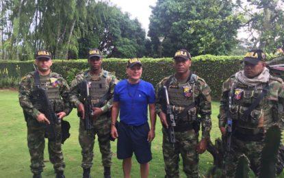 Comerciante Guillermo Moncada recupera su libertad, tras ser secuestrado