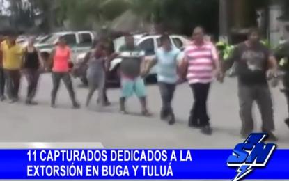 Cárcel para 11 presuntos integrantes del Cartel de La Cebolla en Tuluá