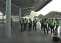 Firman convenio para la seguridad en el Sistema de transporte MIO