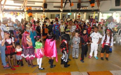 Recomendaciones de la Policía para el día de los niños: Halloween