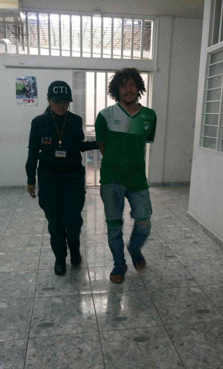 Capturado hombre que maltrataba a su padre en el Cerrito, Valle