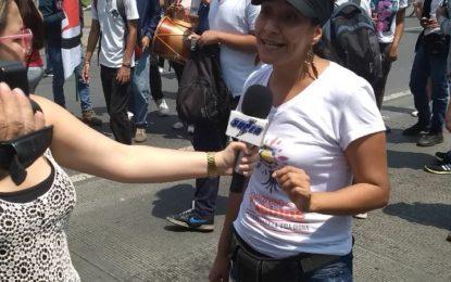 Organizaciones obreras y sindicales marcharon en Cali