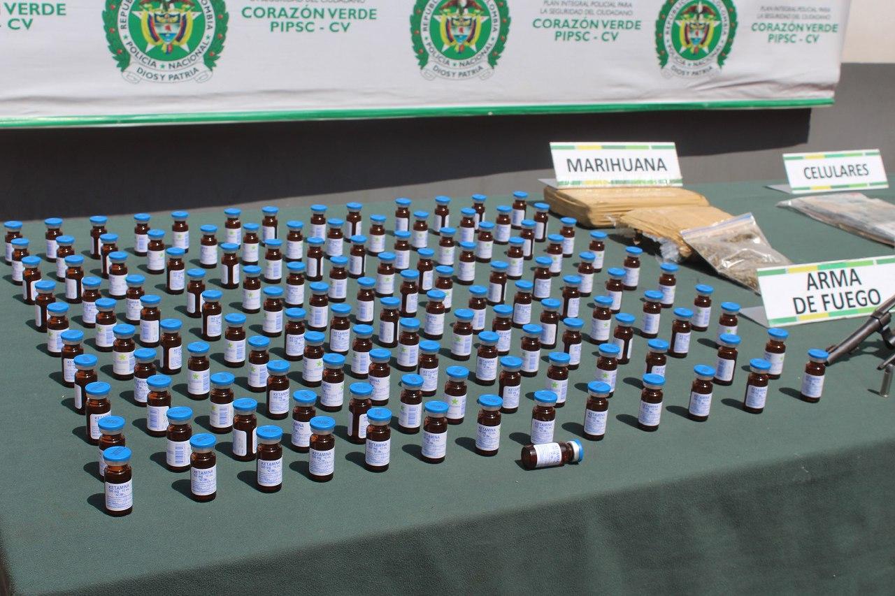 """Capturados en Cali 13 de """"Los dealers"""" dedicados al tráfico de drogas sintéticas"""