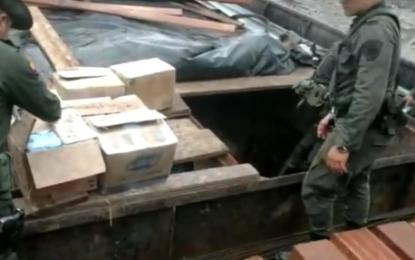 En Buenaventura Incautan 100 Kilos de clorhidrato de cocaína que iba para centroamérica