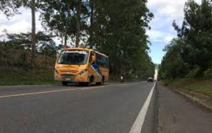 Impactada banda Loma Grande por hurtos a pasajeros de buses intermunicipales en el Cauca