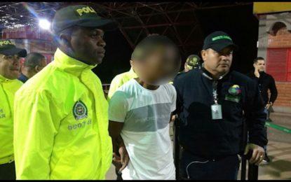 """Capturado alias """"cholo"""" autor material del homicidio de líder social en Tumaco"""