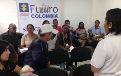 179 ciudadanos asistieron a jornada de conciliación organizada por la Fiscalía General de la Nación en Cali