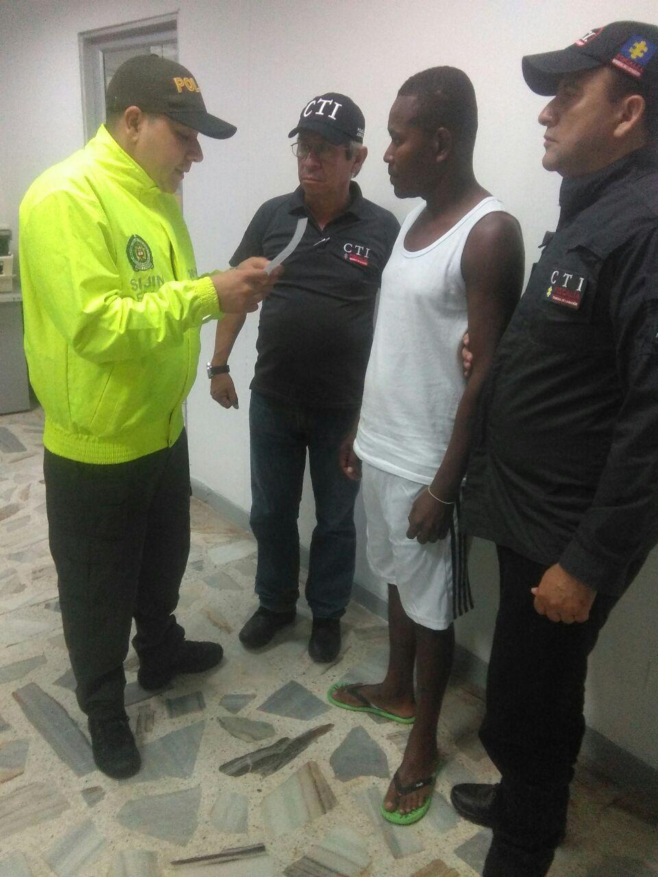 Hombre aceptó cargos por feminicidio en Buenaventura