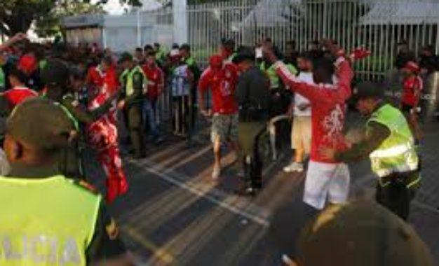 Medidas de seguridad para el partido América – Bucaramanga en Cali éste sábado