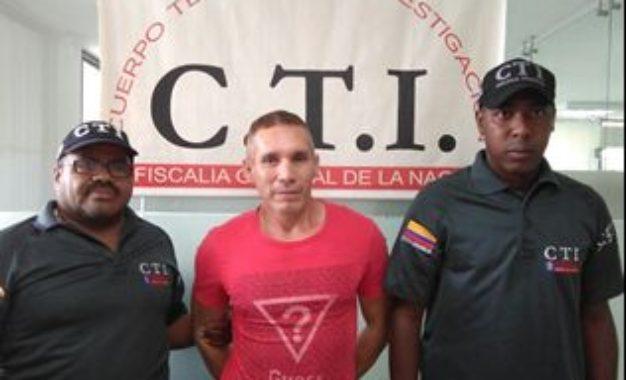 Capturado profesor de primaria y sicólogo que habría abusado sexualmente de 6 estudiantes en Cartago