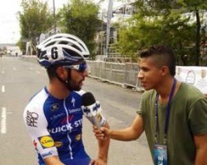 El ciclismo de élite se tomó la feria de Cali 2017