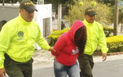 Capturada por el homicidio de una madre y raptar su bebé