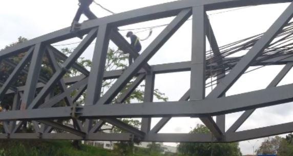 Aún no tienen fecha para cierre del puente de la 21