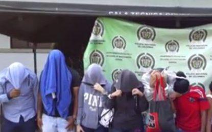 """Ocupan bienes del grupo delincuencial """"El sembrador"""" en Palmira"""