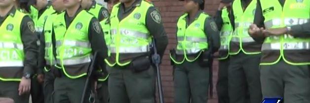 Envían a a la cárcel a uniformado de la Policía por exigir dinero a un ciudadano en Cali