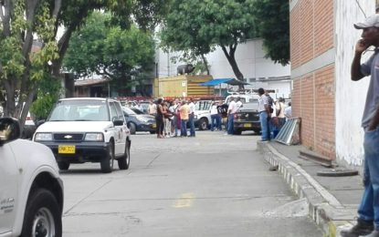 Encuentran sin vida a trabajador de Emcali en la sede del Barrio Colón