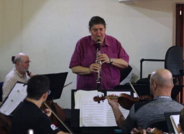 La Orquesta Filarmonica de Cali estará de concierto con el italiano Francesco Belli como director