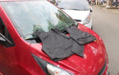 Con chaleco antibalas sicarios perpetraron atentado en el norte de Cali
