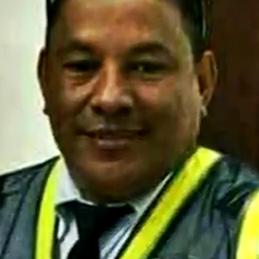 Guarda de tránsito falleció al ser arrollado por un vehículo en la vía a Candelaria