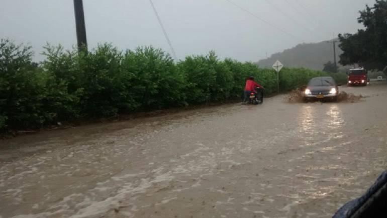 Temporada de lluvias afectan el 47% de los municipios del Valle del Cauca