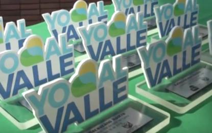 Con galardones y serenatas se celebraron los 108 años del Valle del Cauca