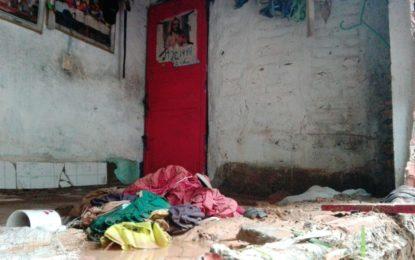 Habitantes de Siloé claman a la alcaldía de Cali reubicación