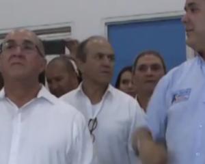 Ubeimar Delgado se adhiere a campaña presidencial de Iván Duque