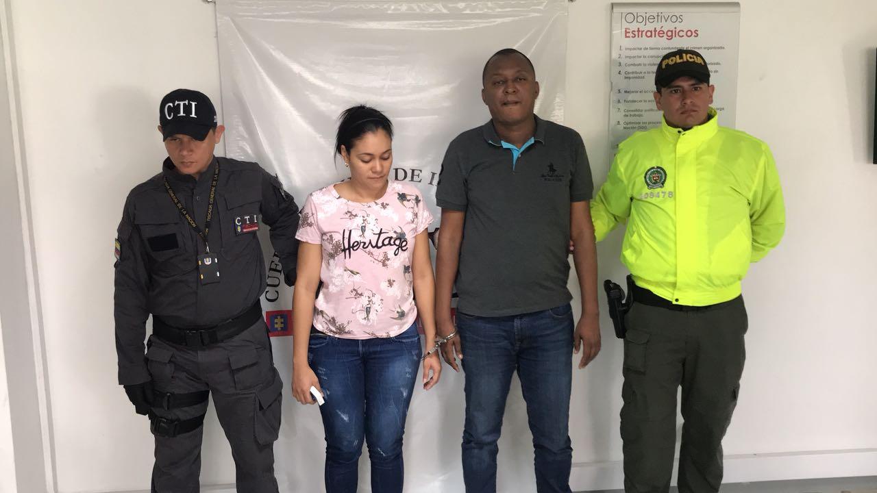 Capturado hijo del alcalde de Buenaventura por lavado de activos