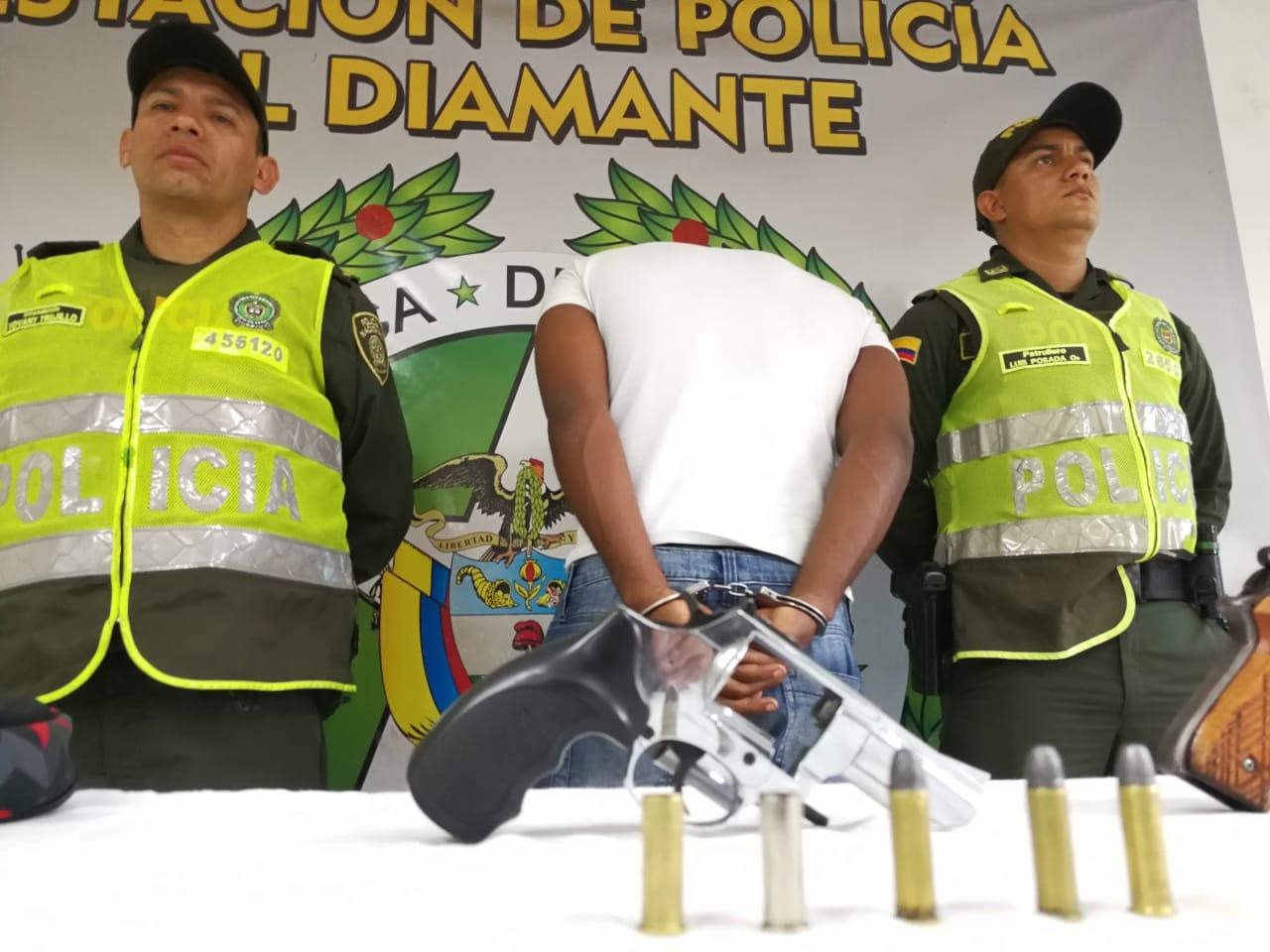 Dos menores aprehendidos tras hurtar un casino en el oriente de Cali