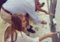 Con pintatón en colegios de Cali, buscan disminuir la deserción escolar
