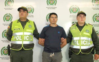 Capturado en Cali presunto explosivista del ELN