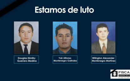 Capturados presuntos responsables de atentado contra funcionarios del CTI en Nariño