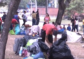 Venezolanos que viven en cambuches en Cali atraviesan por un momento crítico
