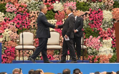 Se posesionó Iván Duque, presidente de Colombia 2018-2022