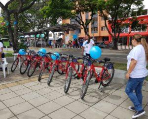 100 bicicletas gratuitas podrán ser utilizadas por estudiantes al sur de Cali