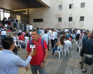 Asonal rechaza trágico accidente de ascensor en el Palacio de Justicia