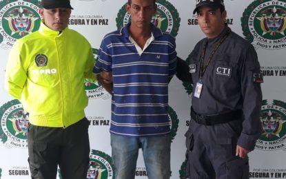 A la cárcel hombre que, presuntamente, abusó sexualmente de una menor de edad y la torturó en Restrepo.