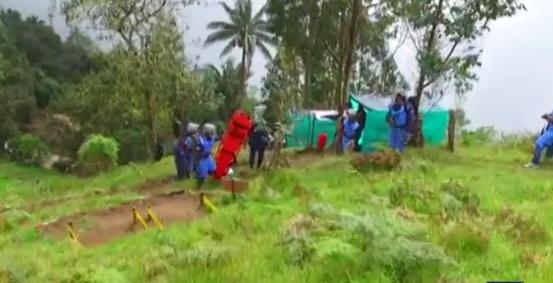 Cinco municipios del Valle quedaron libres de minas antipersonales