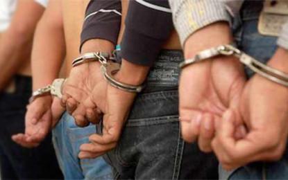 Capturados 5 presuntos secuestradores de menor en el Cauca