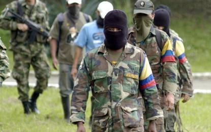27 cuerpos de integrantes de las FARC están a la espera de ser identificados.