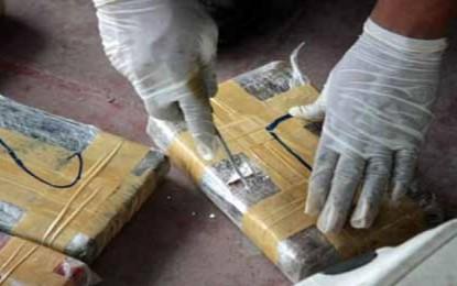 Español que pretendía viajar a Madrid con droga, fue capturado en el aeropuerto de Palmira.
