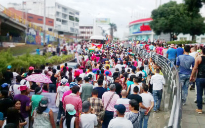 Más de 8 mil Caleños marcharon por los derechos de la comunidad 'LGBT'