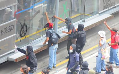 En lo que va del 2015 se han registrado 68 actos vandálicos contra el MIO