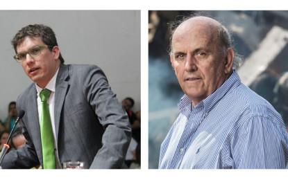 """""""ESTA CAMPAÑA ES DE BILLETERAS Y NO DE IDEAS"""" Michel Maya, Candidato a la Alcaldía de Cali."""